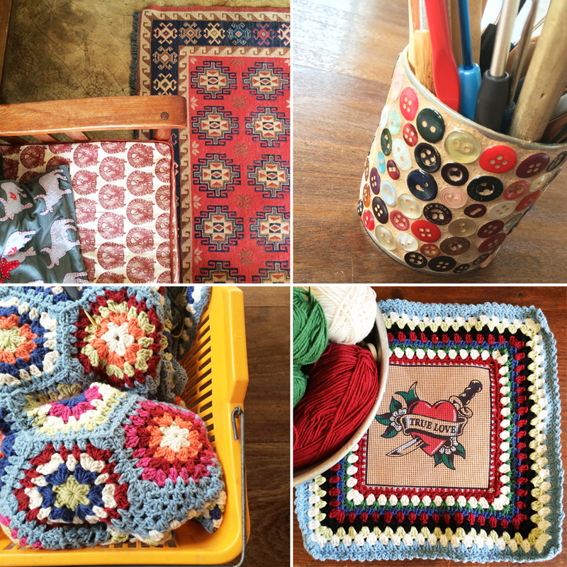 craft share collage