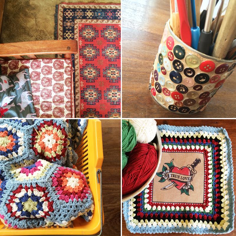 craft share collage