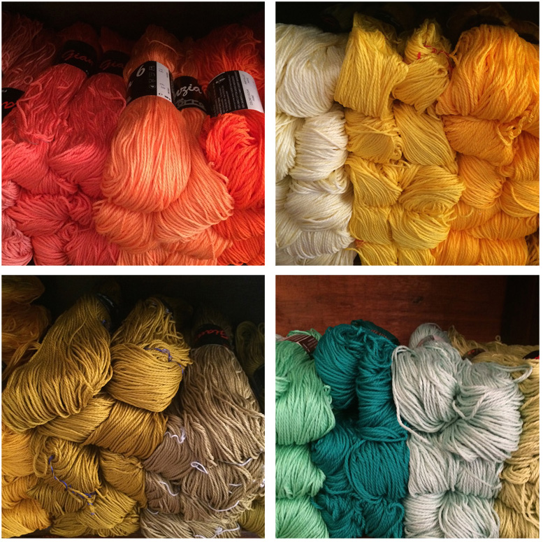 i love yarn italian cotton