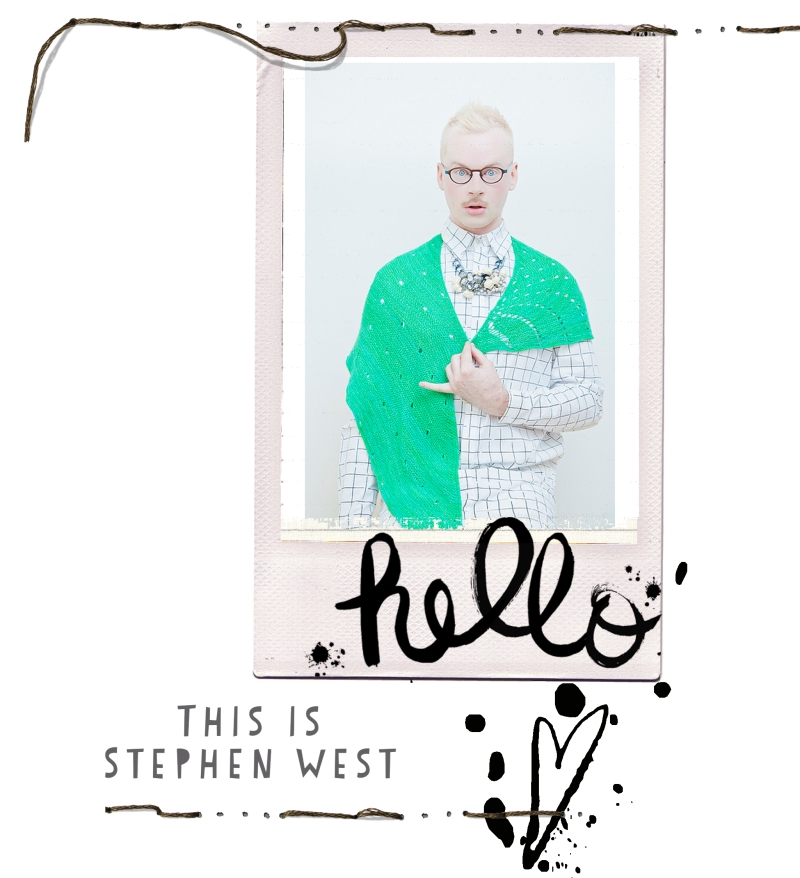this is stephen west by Elsbeth