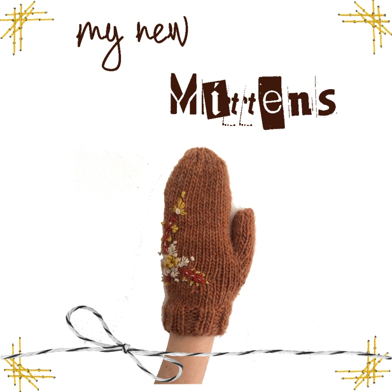 mittens by Elsbeth
