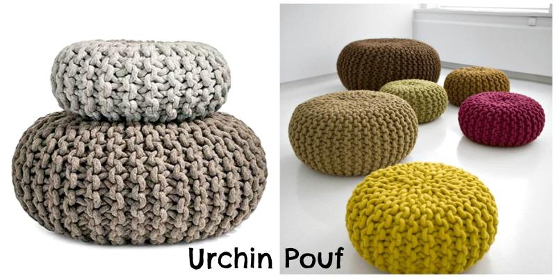 PMUrchin Pouf