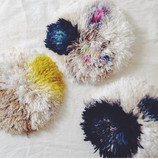 renilde de peuter cushions