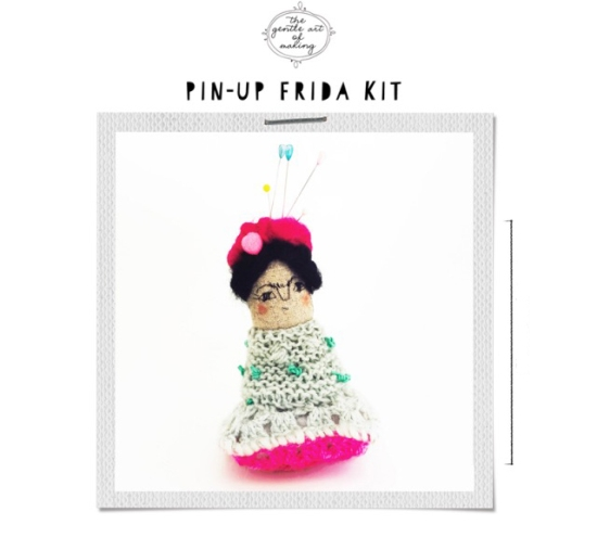 pin up Frida kit