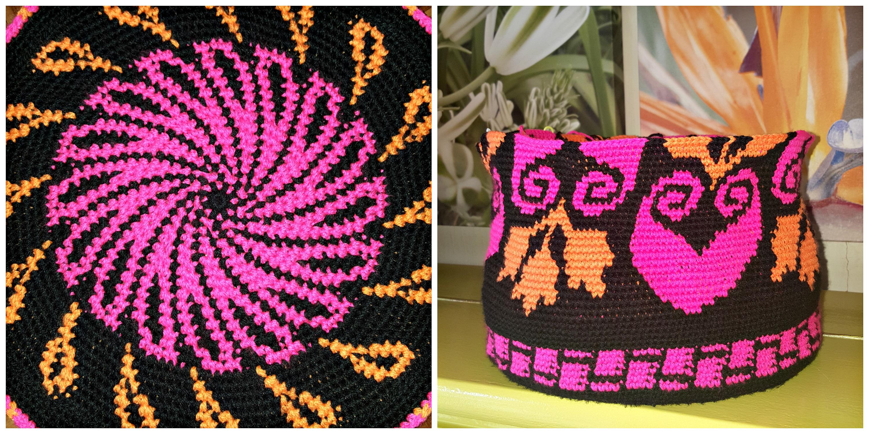 Faire Isle Knitting Patterns Book - AUSSIE FAIR - Australian Motifs 72pgs